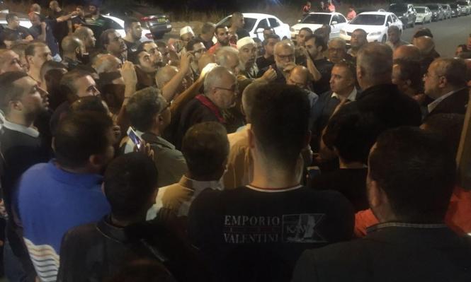 كفر قاسم: تمديد اعتقال رئيس مجموعة الحراسة البلدية