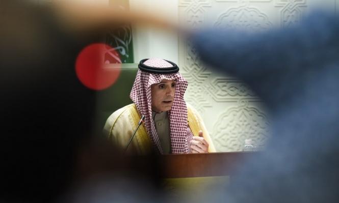 الجبير ينقل الرواية السعودية لقطع العلاقات مع قطر إلى باريس