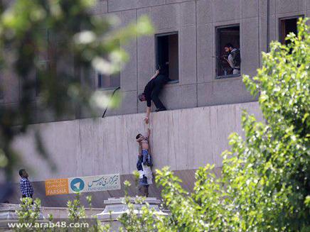 هجمات طهران: مقتل 12 شخصا وتصفية الإرهابيين