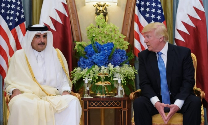 ترامب يعرض وساطته لحل الأزمة الخليجية