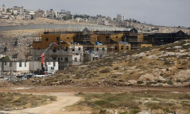 """الفلسطينيون: توسيع الاستيطان """"تحديا سافرا"""" للإدارة الأميركية"""