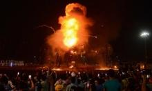 الهند: انفجار في مصنع للمفرقعات يودي بحياة 25 سخصا