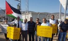 تظاهرات بالبلدات العربية تنديدا بجرائم الشرطة وقتل الشهيد طه