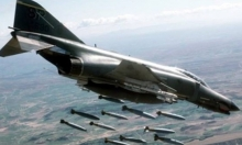 طائرة بدون طيار لنظام الأسد تطلق النار على قوات للتحالف
