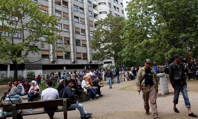 14 ألف طلب لجوء في ألمانيا خلال أيار الماضي