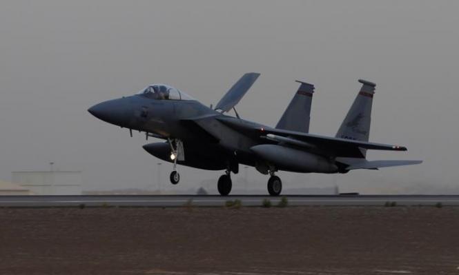 أنباء عن تقدم بصفقة تزويد قطر بمقاتلات F-15