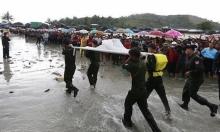 ارتفاع حصيلة قتلى تحطم الطائرة بميانمار إلى 31