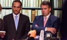 وزير الخارجية الألماني: قطر شريك إستراتيجي بمكافحة الإرهاب