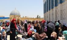 300 ألف فلسطيني يؤدون الجمعة الثانية من رمضان بالأقصى
