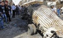 """جنوب بغداد: 30 قتيلا بتفجير نفذته انتحارية تبناه """"داعش"""""""