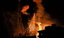 """الرقة السورية: ارتفاع عدد ضحايا غارات """"التحالف الدولي"""""""