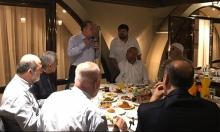 الخارجية الإسرائيلية تحتج على استضافة سفير تركيا الشيخ صلاح
