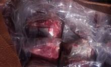 الناصرة: اعتقال مشتبهين بتهريب نصف طن من اللحوم