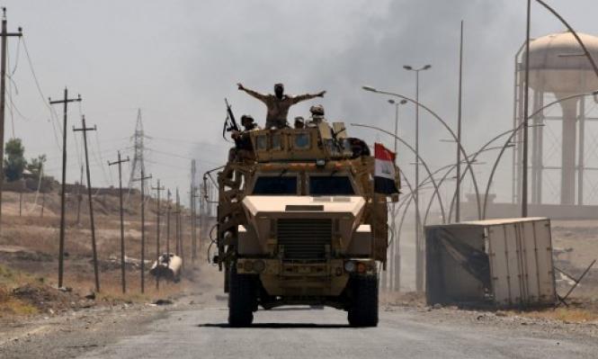 القوات العراقية قاب قوسين من تحرير الموصل