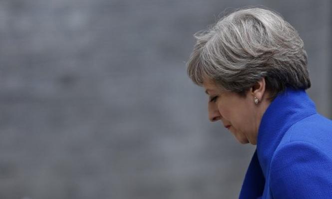 ماي تشكل حكومة جديدة بخمسة وزراء من حكومتها السابقة