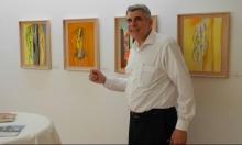 """افتتاح """"تدخل مزعج"""" للفنان  ميخائيل توما في لايبزيغ"""