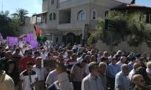 آلاف يتظاهرون احتجاجا على جرائم الشرطة وقتل الشهيد طه