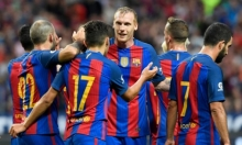 لاعب برشلونة في طريقه للدوري التركي