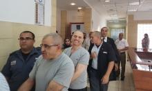 إبقاء إغبارية رهن الاعتقال حتى الانتهاء من الإجراءات القضائية ضده