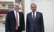 """ترامب لروسيا: إسرائيل اخترقت حواسيب """"داعش"""" بسورية"""