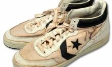 حذاء مايكل جوردان يحطم الأرقام القياسية في مزاد علني