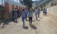 لجنة أولياء الأمور تعلن الإضراب في إعدادية دبورية