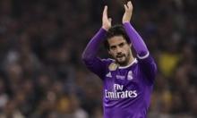 إيسكو يتحدث عن مصيره مع ريال مدريد