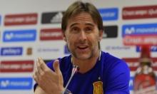 مدرب منتخب إسبانيا يعرب عن أسفه رغم الفوز!