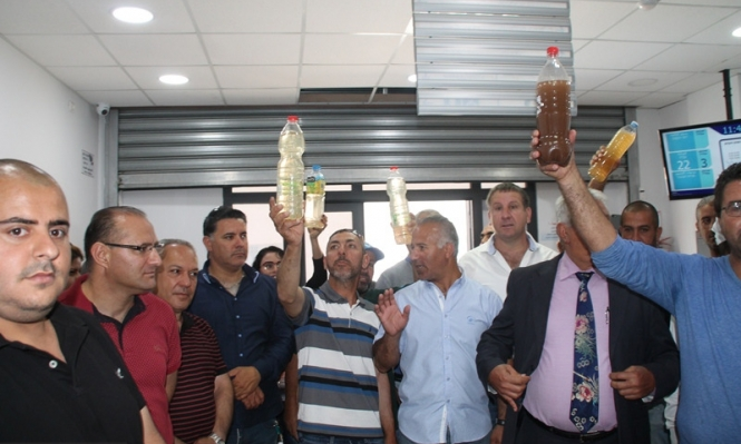 مياه الجليل: عودة مياه الآبار بدلا من المحلاة للبعنة ودير الأسد