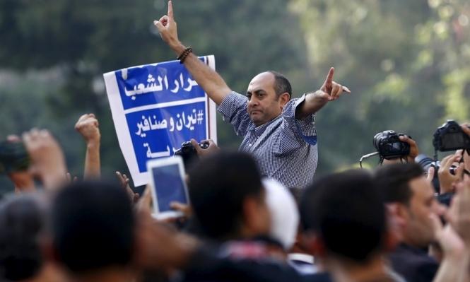 خالد علي: تيران وصنافير مصرية والسيسي خائن