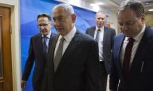 نتنياهو: تقليص كهرباء غزة موضوع فلسطيني داخلي