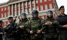 إدارة ترامب تدين اعتقال المتظاهرين في روسيا
