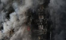 حريق لندن: سقوط ضحايا وإصابة العشرات ومخاوف من انهيار البرج
