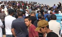 النقب: الآلاف في تشييع جثمان الهواشلة