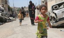 أكثر من 48 ألف طفل بين نازحي الموصل