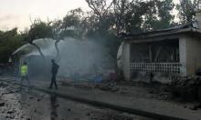 قتلى وجرحى في تفجير مفخخة بمطعم بالعاصمة الصومالية