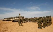 تسريح عشرات الجنود الإسرائيليين اثر انتشار مرض جلدي
