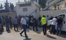 تعليق الإضراب في مدرسة دبورية الإعدادية