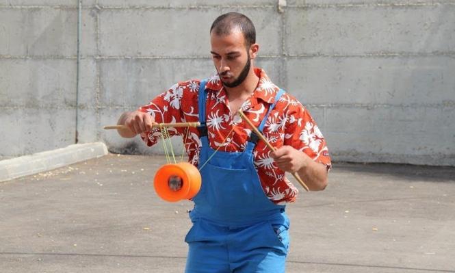 العفو الدولية تطالب بالإفراج عن فنان السيرك أبو سخا