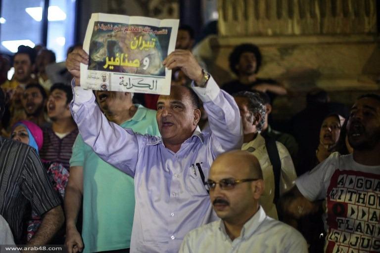 تيران وصنافير: رحلة التنازل عن السيادة المصرية
