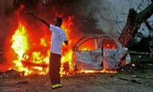 18 قتيلا باعتداء على مطعم في مقديشو
