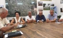 زعبي وعنبتاوي وغنايم: نملك الرؤية لمكافحة الجريمة لكن التنفيذ بيد الشرطة