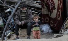 80% من سكان غزة يعيشون على المساعدات الخارجية