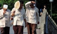 لأول مرة في الصين درجات الحرارة وصلت 70 مئوية