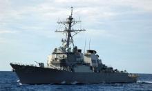 فقدان 7 من طاقم مدمرة أميركية اصطدمت بسفينة شحن فيليبينية