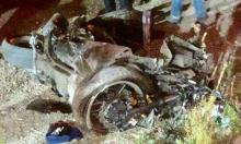 جديدة المكر: إصابة حرجة لشاب في حادث طرق