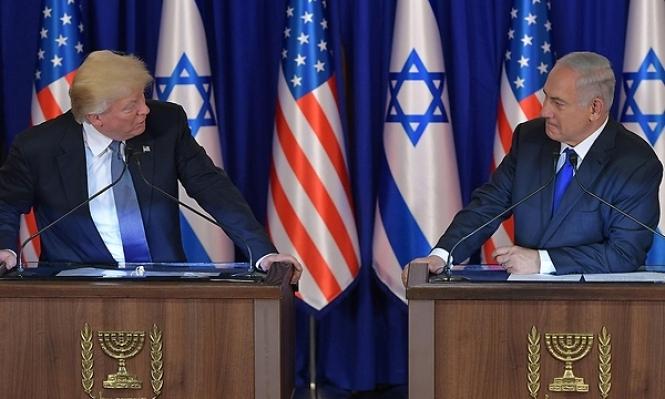 ترامب يسعى لتجنيد الكونغرس لمبادرة السلام
