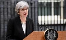 """ماي: الدهس في لندن """"هجوم إرهابي محتمل"""""""