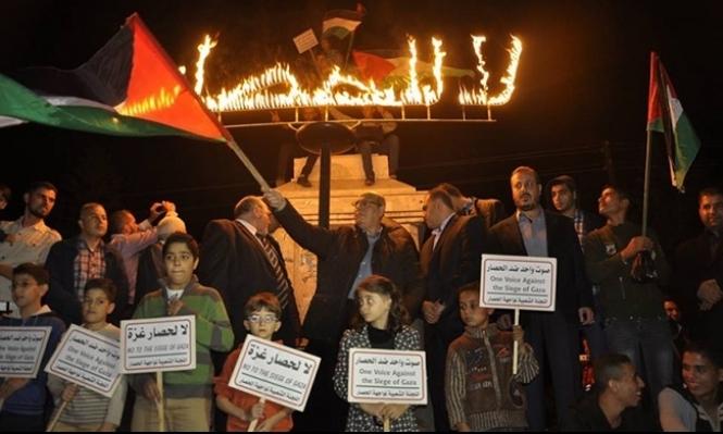 الاحتلال يخفض 8 ميجاواط من إمدادات الكهرباء لغزة