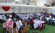 البعنة: مئات الطلاب يشاركون باليوم الثاني لخيمة رمضان